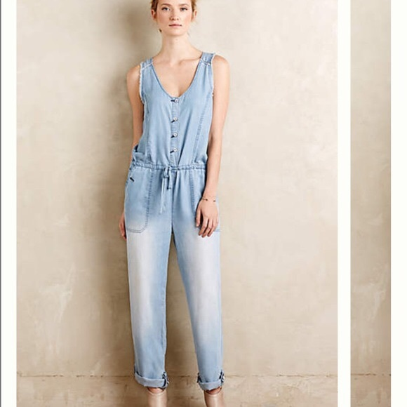 b015fbafe54 Anthropologie Pants - Anthropologie Hei Hei Clarion Soft Jumpsuit